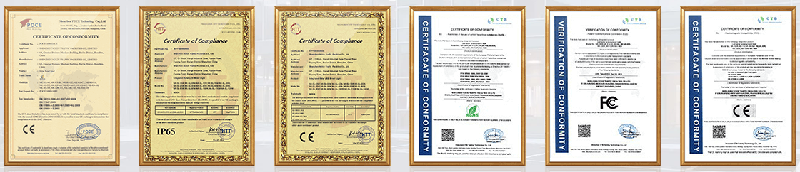 Robeta New Energy Vehicle certificate