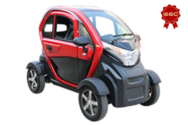 EEC Certified High Speed Electric Car