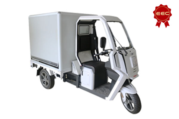 Mini Electric Truck with Packing Box