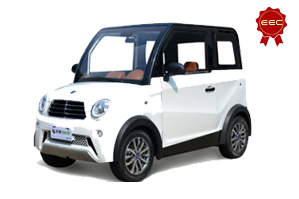 EEC Electric Car with 4 Seater