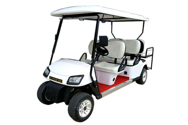 4+2 Seat hot-selling Lifted Electric Hunting Golf Cart Club