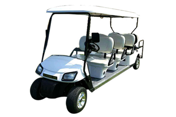 6+2 Seats 5kw Motor 35km/h Electric Golf Cart