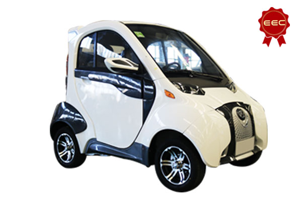 EEC Type 2-3 Seat Electric Mini Car
